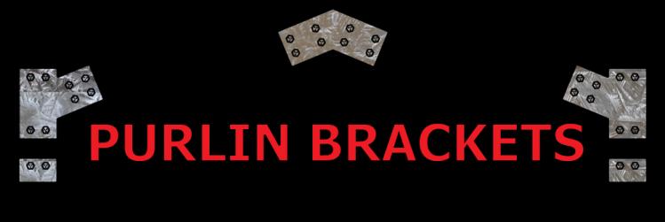 Shed Brackets Purlin Brackets